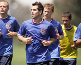 May 28, 2007, U.S. National Team Camp - Carlos Bocanegra Photo by German Alegria