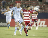 Sep 4, 2008, Colorado Rapids vs FC Dallas - Eric Avila Photographic Print by Rick Yeatts