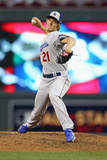 85th MLB All Star Game: Jul 15, 2014 - Zack Greinke Photographic Print by  Elsa
