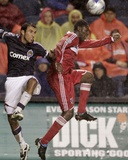 Oct 22, 2009, Chivas USA vs Chicago Fire - Patrick Nyarko Photo by Brian Kersey