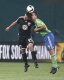 Sep 2, 2009, US Open Cup - Seattle Sounders FC vs D.C. United - Patrick Ianni Photographic Print by Tony Quinn