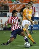 May 3, 2008, Chivas USA vs Houston Dynamo - Paulo Nagamura Photographic Print by Thomas B. Shea