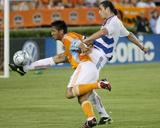 May 9, 2009, FC Dallas vs Houston Dynamo - George John Photo by Thomas B. Shea