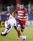 Sep 26, 2009, Real Salt Lake vs FC Dallas - Heath Pearce Photo by Rick Yeatts