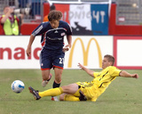 Jun 16, 2007, Columbus Crew vs New England Revolution - Robbie Rogers Photographic Print by Keith Nordstrom