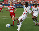 May 20, 2007, Real Salt Lake vs FC Dallas - Clarence Goodson Photographic Print by Rick Yeatts