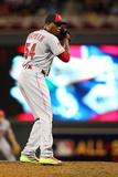 85th MLB All Star Game: Jul 16, 2014 - Aroldis Chapman Photographic Print by  Elsa