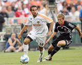 May 26, 2007, Houston Dynamo vs D.C. United - Dwayne DeRosario Photo by Tony Quinn