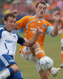 Oct 4, 2009, Kansas City Wizards vs Houston Dynamo - Cam Weaver Photo by Thomas B. Shea
