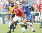 2006 Sierra Mist MLS All Star Game: Aug 5, Chelsea FC vs MLS All-Stars - Dwayne DeRosario Photo by Tony Quinn
