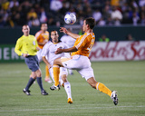 Apr 19, 2008, Houston Dynamo vs Los Angeles Galaxy - Patrick Ianni Photographic Print by Robert Mora