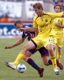 Jun 16, 2007, Columbus Crew vs New England Revolution - Chad Marshall Photographic Print by Keith Nordstrom