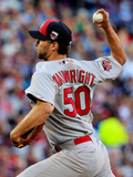 85th MLB All Star Game: Jul 15, 2014 - Adam Wainwright Photographic Print by Rob Carr