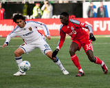 Oct 17, 2009, Real Salt Lake vs Toronto FC - Fabian Espindola Photo by Paul Giamou