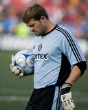 Sep 6, 2008, Chivas USA vs Toronto FC - Dan Kennedy Photographic Print by Paul Giamou