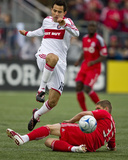 May 16, 2009, Chicago Fire vs Toronto FC - Marco Pappa Photographic Print by Paul Giamou