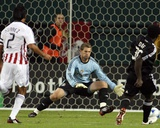 Oct 4, 2008, Chivas USA vs D.C. United - Dan Kennedy Photographic Print by Tony Quinn