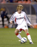 May 22, 2004, Colorado Rapids vs DC United - Brian Carroll Photographic Print by Garrett Ellwood