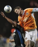 Mar 28, 2009, Houston Dynamo vs San Jose Earthquakes - Bobby Boswell Photo by John Todd
