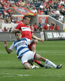 Sep 21, 2008, FC Dallas vs Chicago Fire - Drew Moor Photo by Brian Kersey