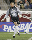Oct 14, 2006, Columbus Crew vs New England Revolution - Andy Gruenebaum Photo by Gail Oskin