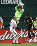 May 23, 2009, Real Salt Lake vs D.C. United - Nick Rimando Photographic Print by Tony Quinn