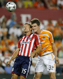 May 3, 2008, Chivas USA vs Houston Dynamo - Bobby Boswell Photo by Thomas B. Shea