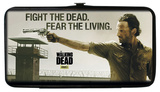 The Walking Dead Fight The Dead Hinged Wallet Wallet