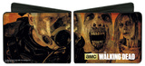 The Walking Dead Zombies + Gas Mask Wallet