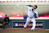 2014 Major League Baseball All-Star Game: Jul 15 - Felix Hernandez Photographic Print by Ron Vesely