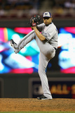 85th MLB All Star Game: Jul 15, 2014 - Francisco Rodriguez Photographic Print by  Elsa