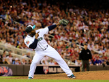 85th MLB All Star Game: Jul 15, 2014 - Fernando Rodney Photographic Print by Rob Carr