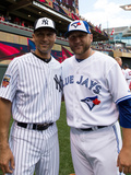 2014 Major League Baseball All-Star Game: Jul 15 - Mark Buehrle Photographic Print by Sara Rubinstein