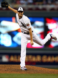 85th MLB All Star Game: Jul 15, 2014 - Chris Sale Photographic Print by  Elsa