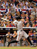85th MLB All Star Game: Jul 15, 2014 - Hunter Pence Photographic Print by Rob Carr