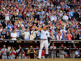 85th MLB All Star Game: Jul 15, 2014 - Derek Jeter Photographic Print by Rob Carr