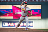 2014 Major League Baseball All-Star Game: Jul 15 - Adam Wainwright Photographic Print by Ron Vesely