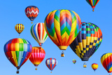 Hot Air Balloons Photographic Print by  topseller