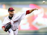 85th MLB All Star Game: Jul 15, 2014 - Jon Lester Photographic Print by  Elsa