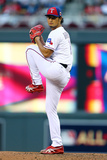 85th MLB All Star Game: Jul 15, 2014 - Yu Darvish Photographic Print by  Elsa