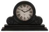 Crane Black Antique Mantel Clock Home Accessories