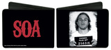 Sons Of Anarchy Jax Mugshot Wallet Wallet