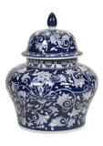 Tollmache Small Lidded Vase Home Accessories