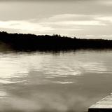 Twilight Dock II Photographic Print
