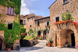 Italian Village Photographic Print by Jeni Foto