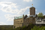 Medieval Wartburg Castle in Eisenach, Germany Photographic Print by  unkreatives