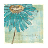 Spa Daisies III Giclee Print by Chris Paschke