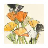 Wild Bouquet I Art by Chris Paschke
