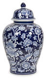 Tollmache Large Lidded Vase Home Accessories