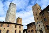 San Gimignano, Italy Print by Oleg Znamenskiy